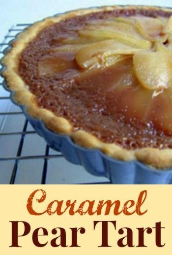1000+ images about Pies & Tarts on Pinterest | Pear Tart, Custard Pies ...