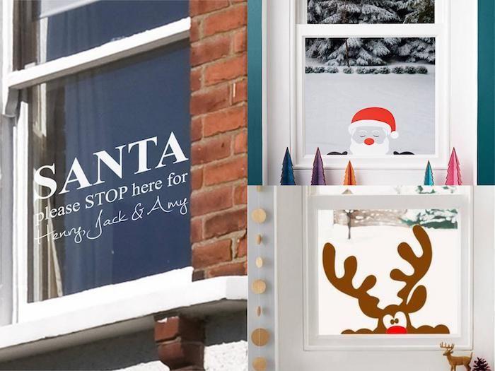 die besten 25 fensterbeleuchtung weihnachten ideen auf pinterest weihnachtliches wohnen. Black Bedroom Furniture Sets. Home Design Ideas