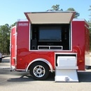 Ultimate Tailgate Trailer , Towable Tailgates Junior Tailgater