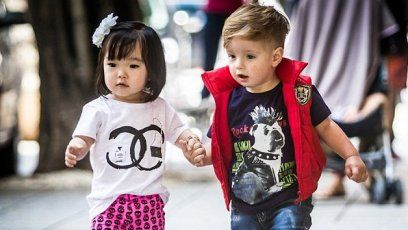 dětská móda