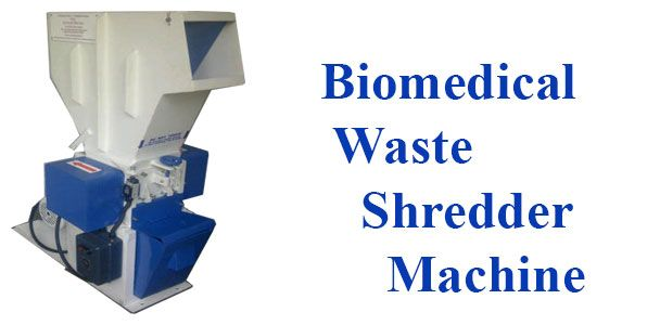 This Bio-Medical Waste Shredder Machine can be used to shred medical waste disposal. It is used to shred items such as ampoules, glucose bottles, syringes, catheters, saline bottles, saline tubes, blister packs, barrels, syringes, needles, blood bags, etc., and various medical wastage so that they can be disposed off in an efficient manner and not carelessly scattered, thus preventing infections.