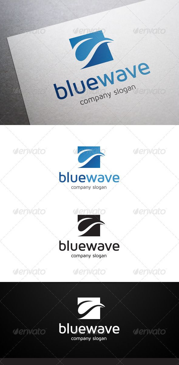 Blue Wave Logo #GraphicRiver Description Blue Wave Logo is a multipurpose logo. This logo that can be used by water companies, creative brands, water sports companies, yacht sellers, marines, sailing companies, etc. What's included? 100% vector AI and EPS files CMYK Fully editable – all colors and text can be modified Layered 3 color variations Font Font used: Maven Pro Don't forget to rate if you like! Created: 30April13 GraphicsFilesIncluded: VectorEPS #AIIllustrator Layered: Yes…