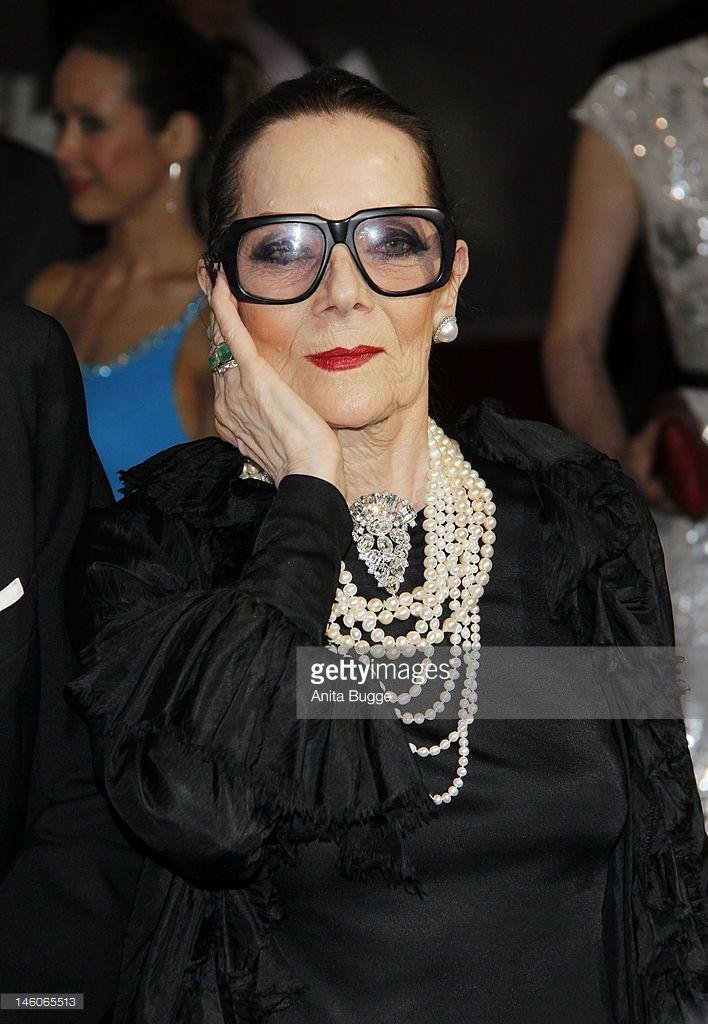 Birgit Kroencke attends the 'Rosenball' at Hotel Intercontinental on June 9, 2012 in Berlin, Germany.