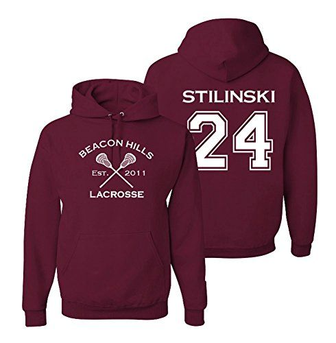Adult Teen Wolf Beacon Hills Lacrosse Stilinski 24 Hoodie Small Maroon The Creating Studio http://www.amazon.com/dp/B00ONZXO9W/ref=cm_sw_r_pi_dp_GB5Kvb00MPQ5G