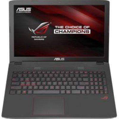 "Ноутбук ASUS GL552VW-CN866T (90NB09I1-M10940) (90NB09I1-M10940)  — 72990 руб. —  Ноутбук Asus GL552VW-CN866T Core i5 6300HQ/8Gb/1Tb/DVD-RW/nVidia GeForce GTX 960M/15.6""/FHD (1920x1080)/Windows 10/black/WiFi/BT/Cam"