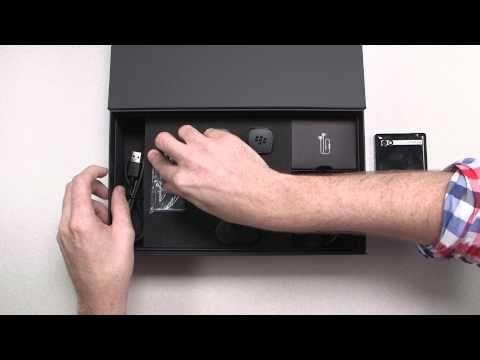 OFFICIAL: Unboxing the Uniquely Designed Porsche Design P'9983 Smartphone from BlackBerry