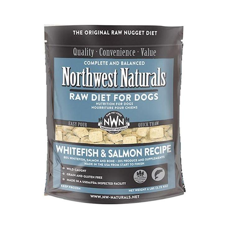NW Naturals-FZ Whitefish/Salmon