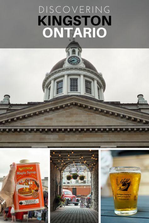 Discovering Kingston Ontario
