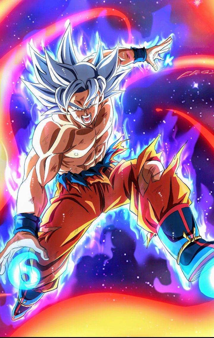 Goku Mui By Eegiiartto Dragon Ball Art Goku Anime Dragon Ball Goku Dragon Ball Super