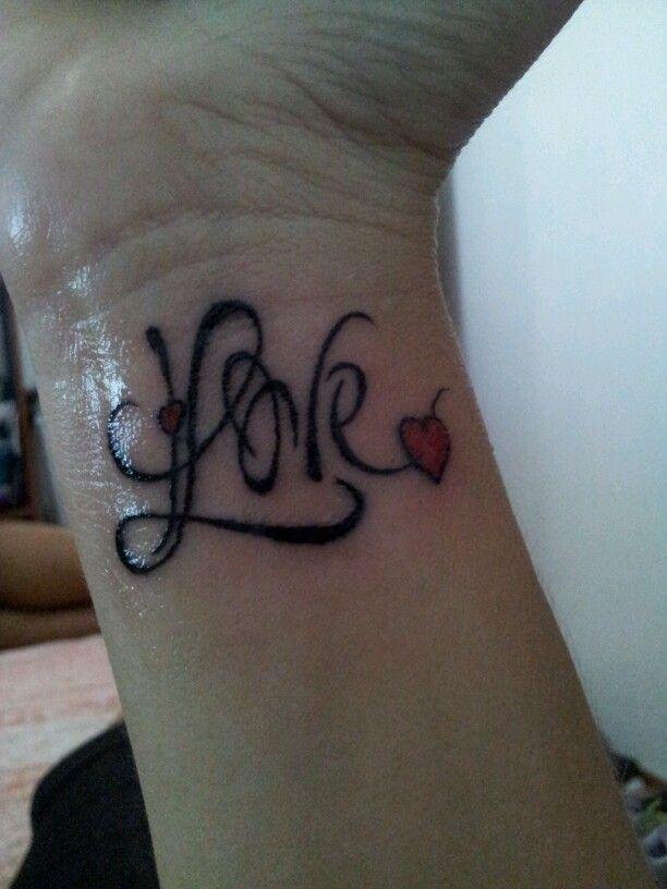 Mi Primer Tatuaje En Memoria De Mi Hermana Y Mi Padre