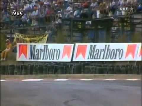 ▶ Grand prix d'afrique du sud 1984 South African Grand Prix - YouTube