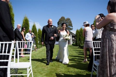 These chairs look beautiful in a garden setting as opposed to plastic chairs. We have these chairs available for hire. Check out topcover.co.nz