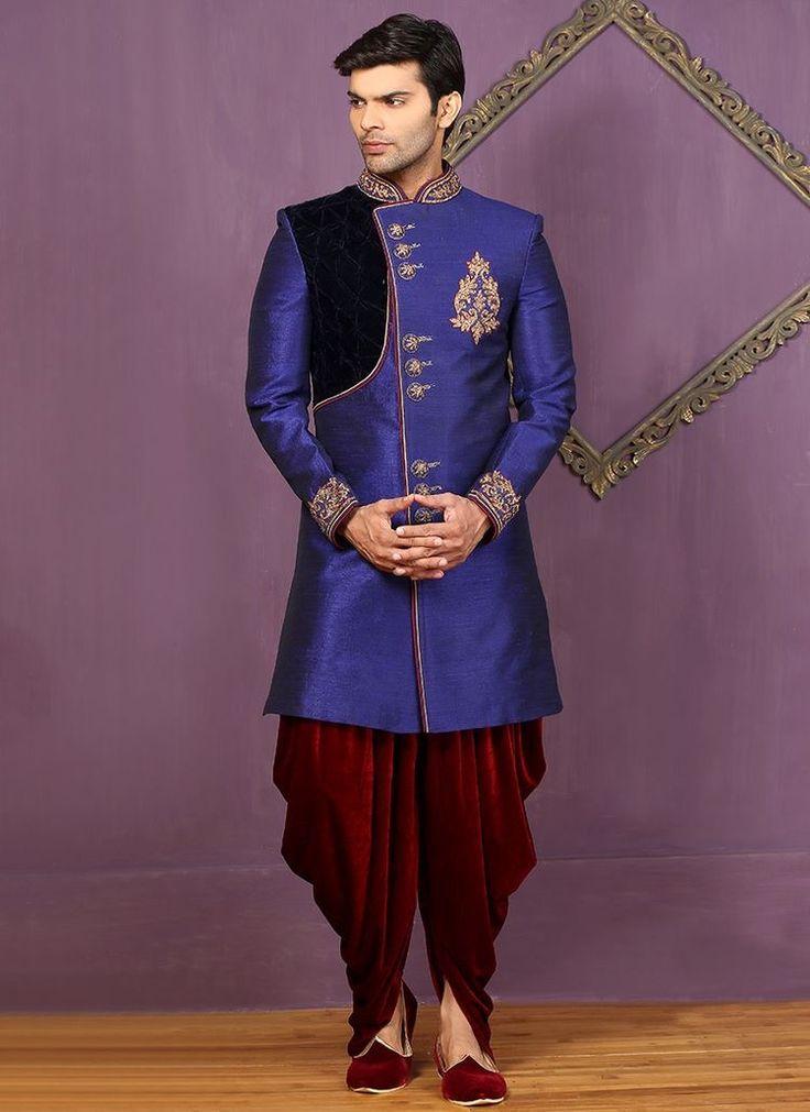 81 best Groom Sherwani Groom Outfit Dulha dress mizznoor images on ...