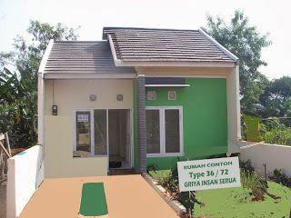 Gambar Desain Dan Harga Rumah Minimalis Sederhana Type 36 http://www.hargarumah.info