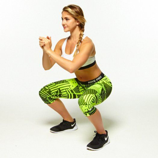 Look hot from behind with booty-boosting exercises that strengthen the junk in your trunk, thanks to super toning tweaks on the traditional squat