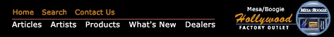 Mesa Boogie Roadster Dual Rectifier Guitar Amp