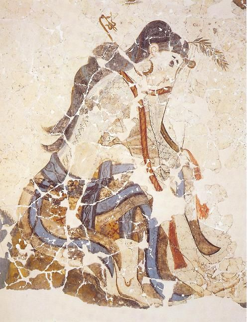 ancient history report for akrotiri The ancient settlement of akrotiri and the mass exodus history, science and read more about the precious remains of akrotiri, an ancient city obliterated in.