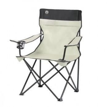 Coleman Camping Chaise Deck Chair vert chaise pliante