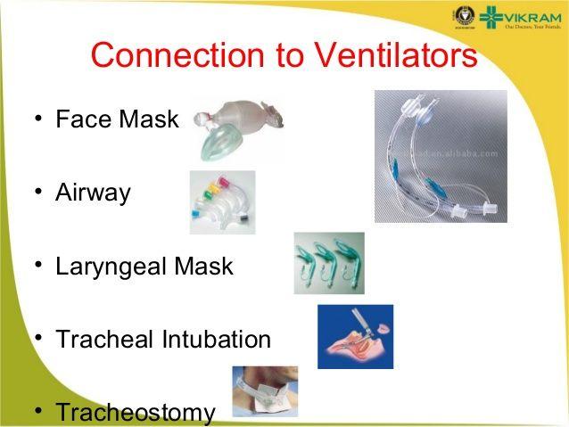mechanical ventilation | Mechanical ventilation