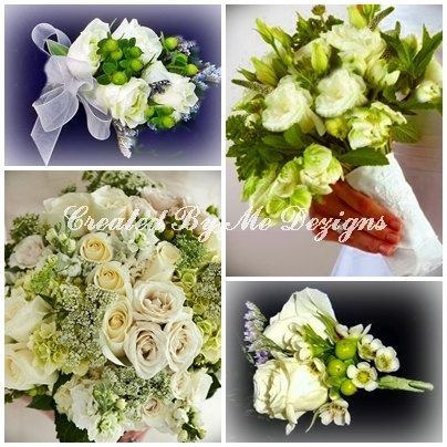 Pcs Real Touch Silk Wedding Flower Package Wedding Flower Packages