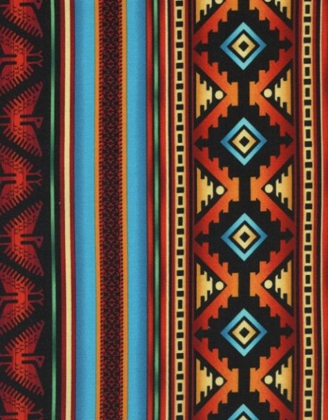 Aztec Tucson Cotton Fabric Collection! 5 Options in