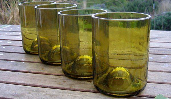Reciclarte Santiago del Estero: Botellas de vidrio