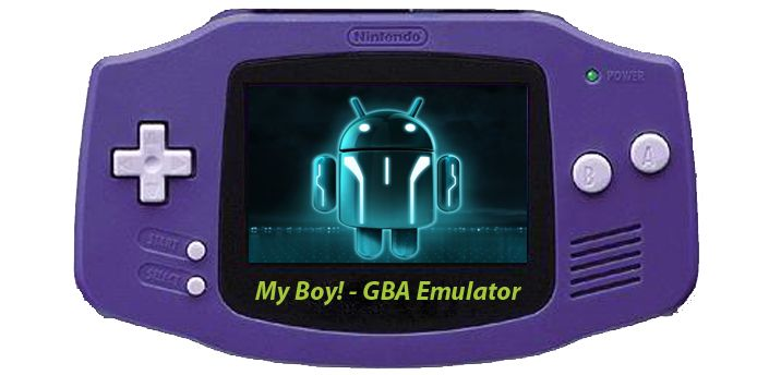 My Boy! - GBA Emulator v1.5.2 - Frenzy ANDROID - games and aplications