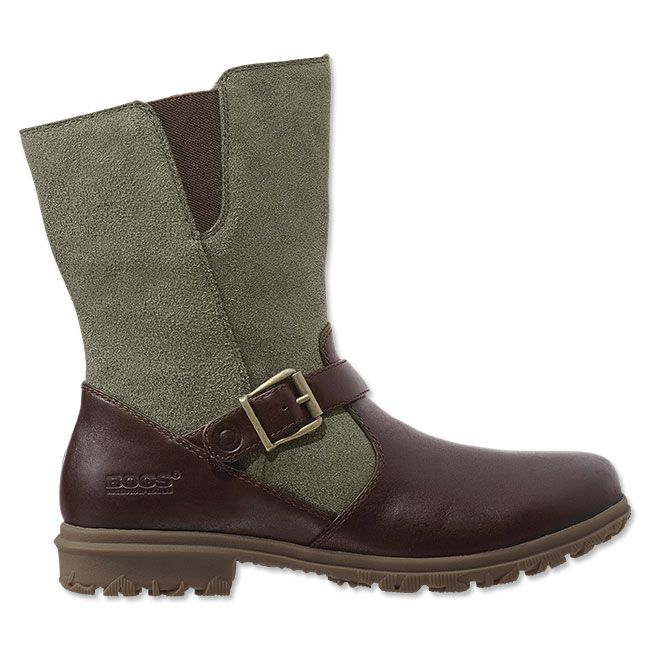Just found this Womens Waterproof Leather Boots - Bogs%26%23174%3b Bobby