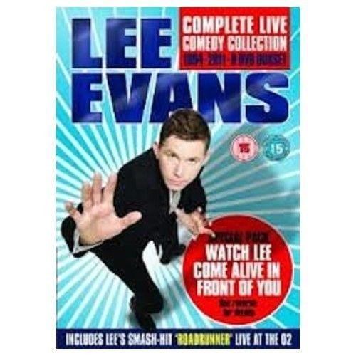Lee Evans Complete Collectors 8 Dvd Box Set Edition 1994-2011#Lee #Evans #Complete #Collectors #8 #Dvd #Box #Set #Edition