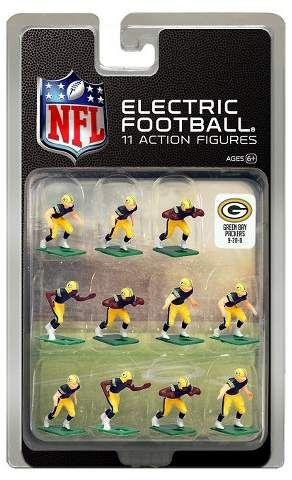 3cec80fb505 NFL Tudor Games Home Uniform Electric Football Action Figure Set  Home  Uniform Games
