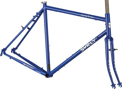 SURLY Long Haul Trucker Frame and Forks (£340)