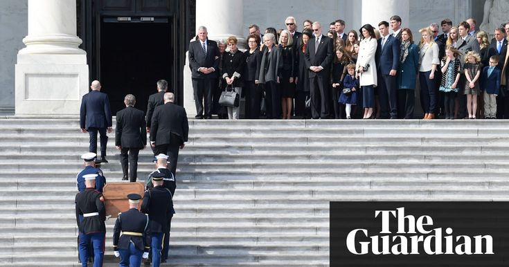 Billy Graham gets rare salute by the nation's political leaders in Washington