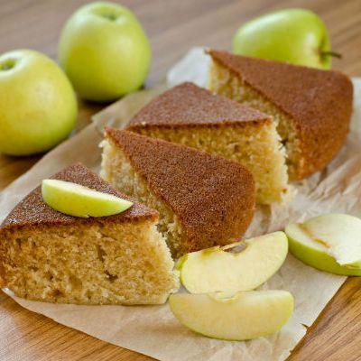 Kevert almás süti a legegyszerűbben és a leggyorsabban
