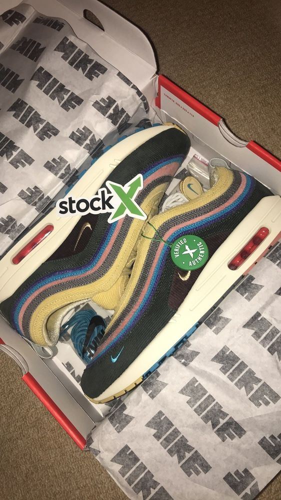 timeless design 9ae4d ded72 Nike Sean Wotherspoon UK 10 Mens shoe Stock X Verified  fashion  clothing   shoes  accessories  mensshoes  athleticshoes (ebay link)