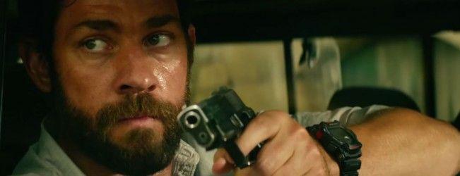 Bande-annonce pour le prochain film de guerre de Michael Bay #13Hours