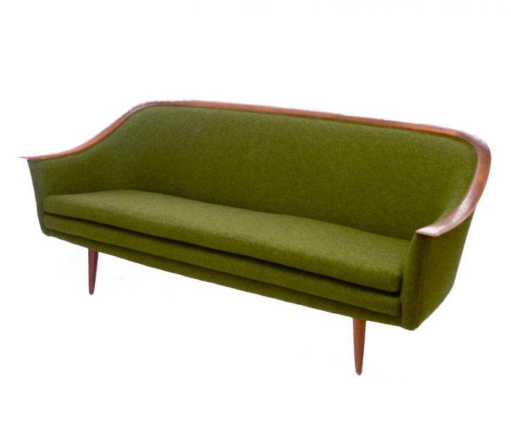 Mid Century Danish Sofa Set From Modrestoration.com