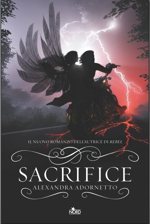 «Sacrifice è un romanzo perfetto  per gli amanti del genere… e non solo.» Publishers Weekly; «Xavier è un personaggio straordinario,   un vero e proprio principe azzurro.  Il suo coraggio e la forza del suo amore vi lasceranno senza fiato.»  Justine Magazine