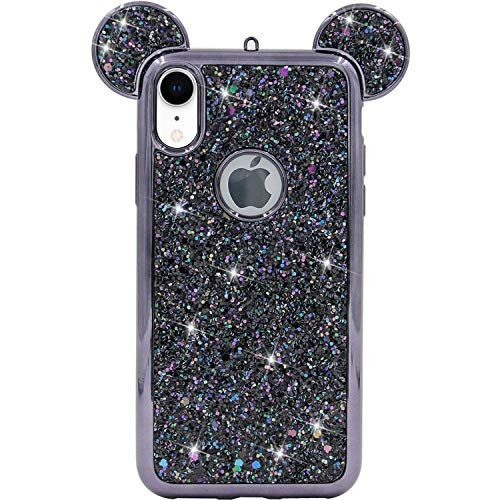 iphone xr soft case mickey