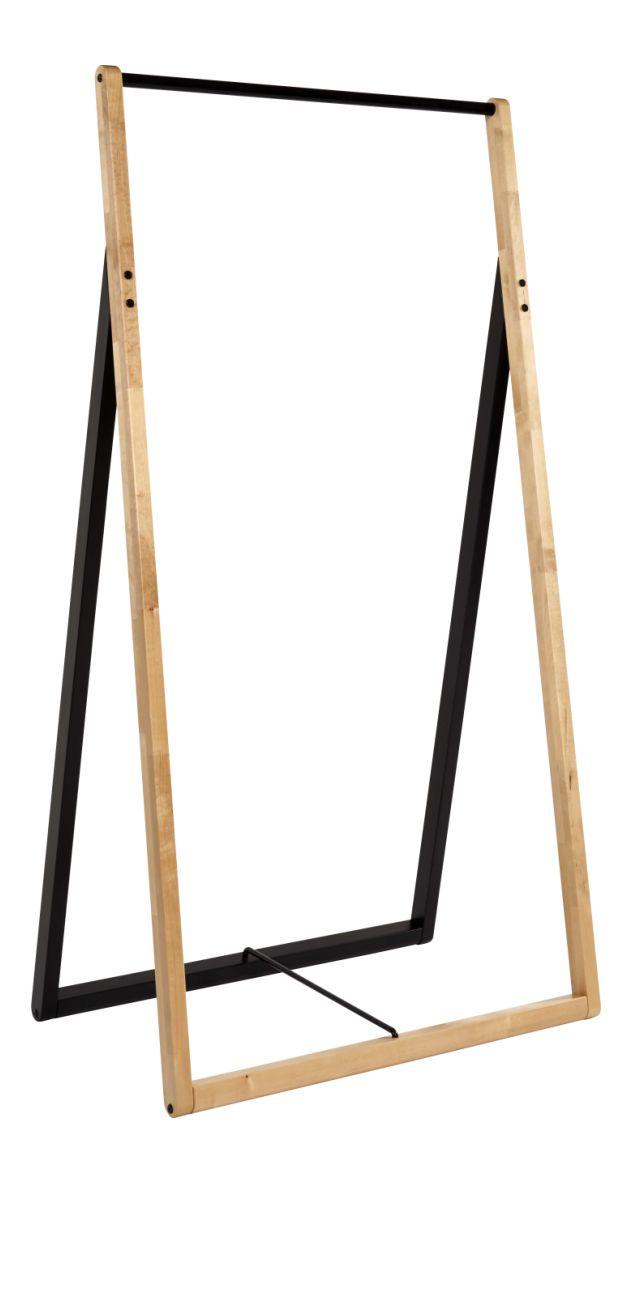 les 25 meilleures id es concernant portant bois sur pinterest penderie en bois portant. Black Bedroom Furniture Sets. Home Design Ideas