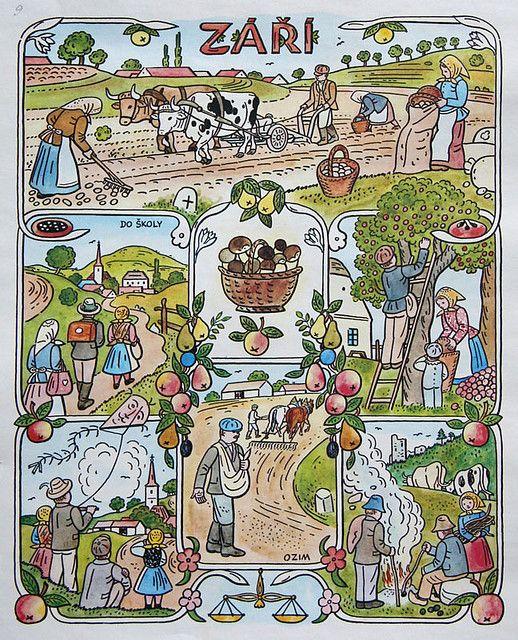 Calendar: September | Září