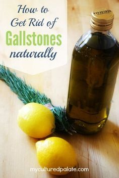 Suffer from gallstones or know someone who does? Get relief naturally, pain-free AND keep your gallbladder! How to Get Rid of Gallstones Naturally - find out how:http://myculturedpalate.com/2013/01/02/gallbladder-cleanse-an-alternative-to-surgery/