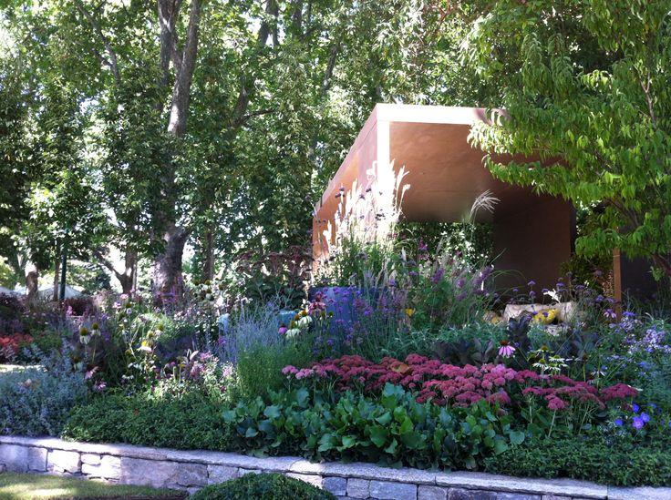 Show garden 2013