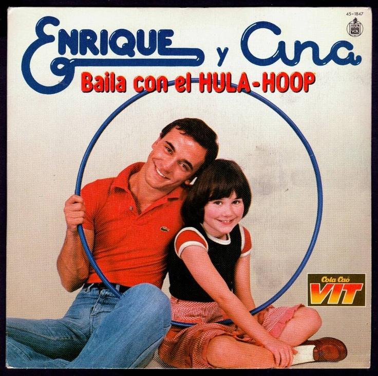 Hula hop... Esto me trae muchos recuerdos ;)