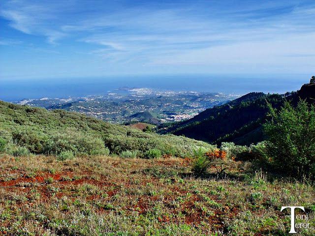 El reflejo de mi mirada: Mirando hacia La Isleta