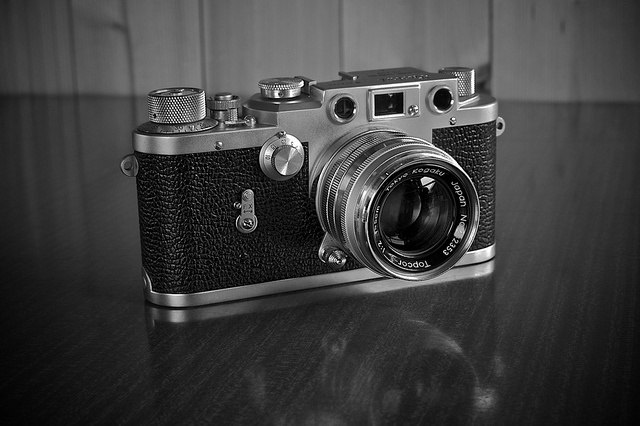 Can you name the camera???? by J Howe, via Flickr
