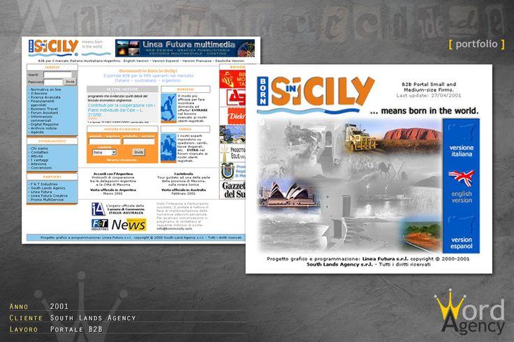 Born in Siciliy