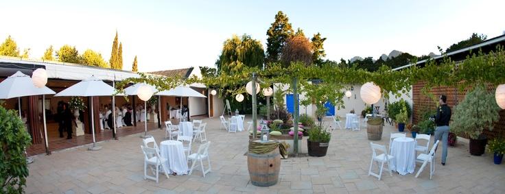 Backsberg Wine Estate | Wineland Wedding Venues