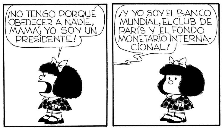Mafalda (by Quino) <3 <3 <3