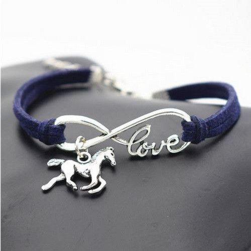 Best Seller! Pony Leather Bracelet
