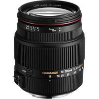 Sigma 18-200mm f/3.5-6.3 II DC HSM Lens for Sony